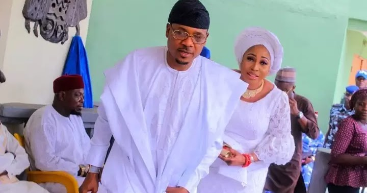 Shina Peller and wife conferred with Chieftaincy titles...