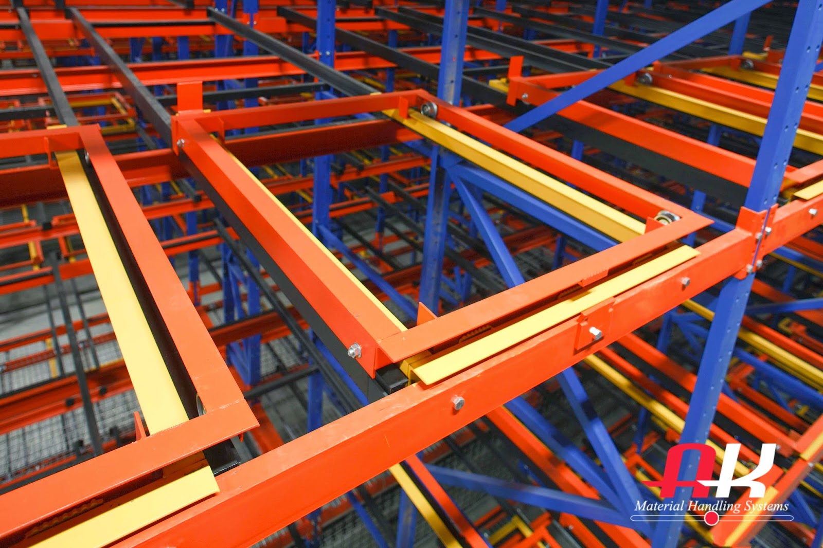 Maximizing Your Warehouse With A Push Back Rack System