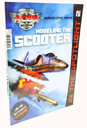 Read n' Reviewed: Aces High Monographic Series: Modelling the Scooter from AK Interactive