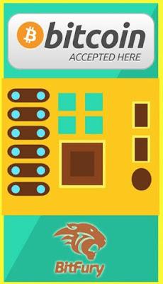 Bitfury создали кофейный автомат, принимающий биткойны