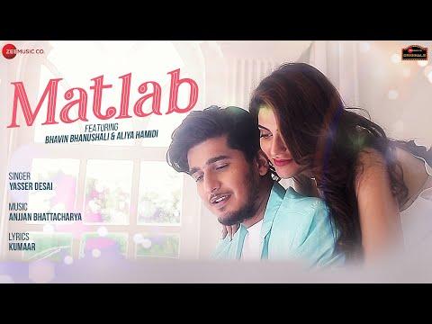 Song  :  Matlab Song Lyrics Singer  :  Yasser Desai Lyrics  :  Kumaar Music  :  Anjjan Bhattacharya Director  :  Aziz Zee