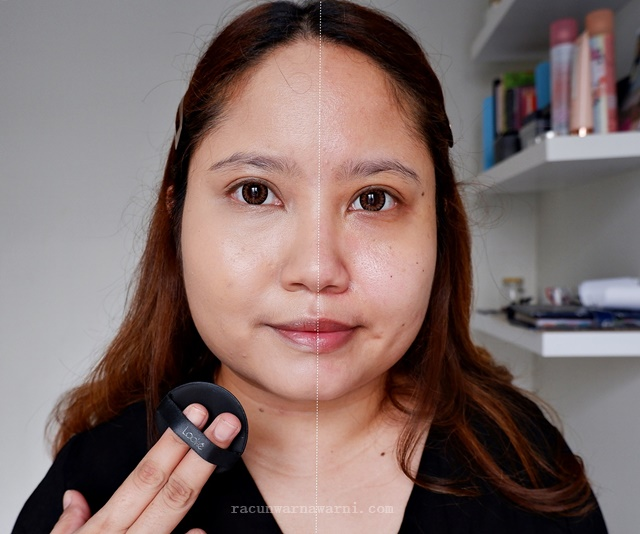 Review Coverage Looke Holy Flawless BB Cushion