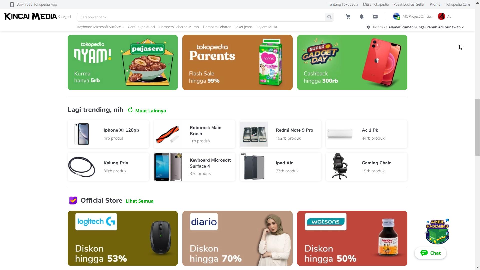 Source Code Web Marketplace Multi Seller Pro