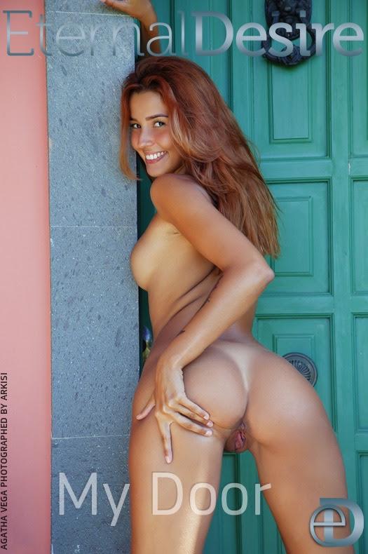 [EternalDesire] Agatha Vega - My Door sexy girls image jav