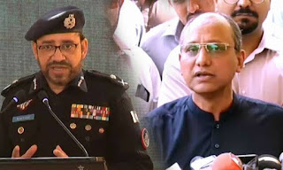 Some people's ideology is running from Kaleem Imam: Saeed Ghani