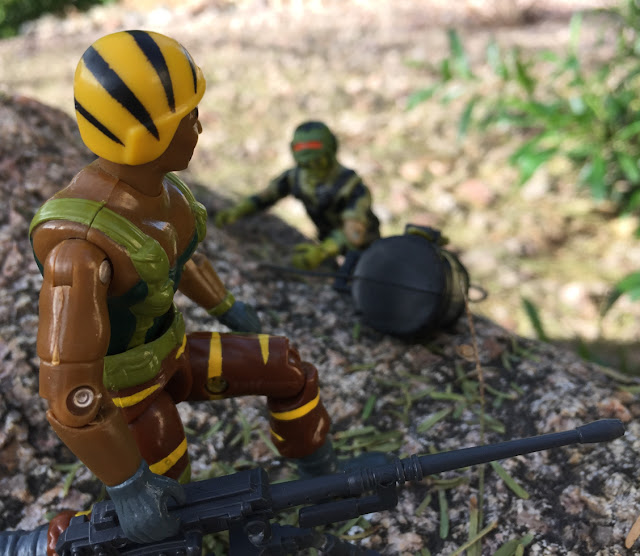 1988 Tiger Force Roadblock, Hit and Run