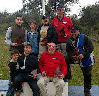 Club de Tiro Aranjuez Compak Sporting