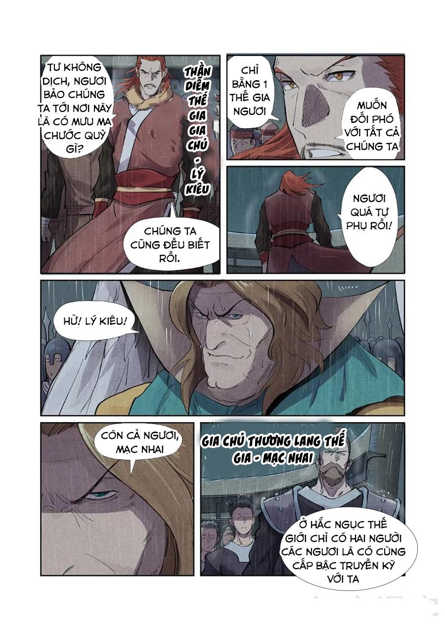 Yêu Thần Ký chap 246 - Trang 6