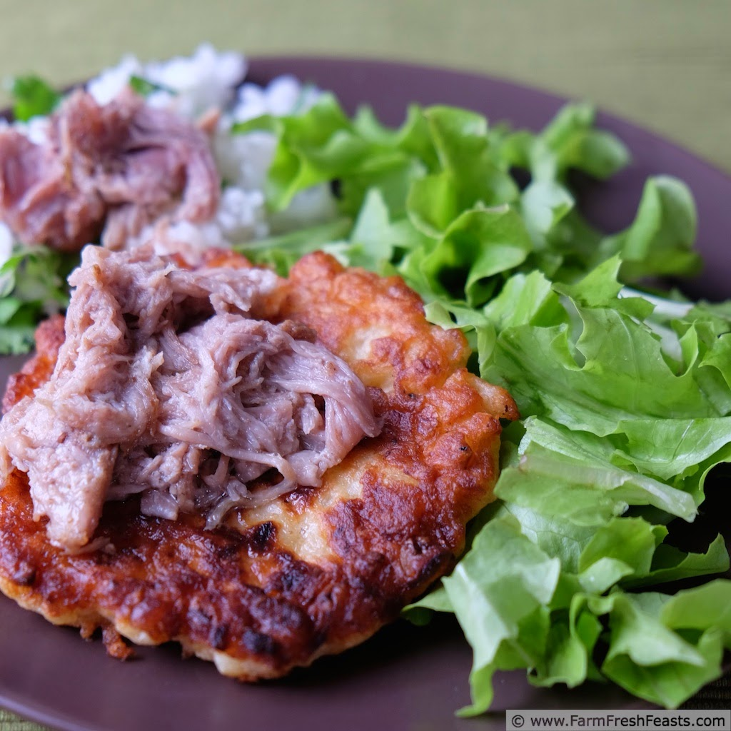 Turnip Fritters | Farm Fresh Feasts