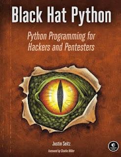 """كتاب """"تجريب الإختراق"""" لغة البرمجة الشهيرة بايثون"""