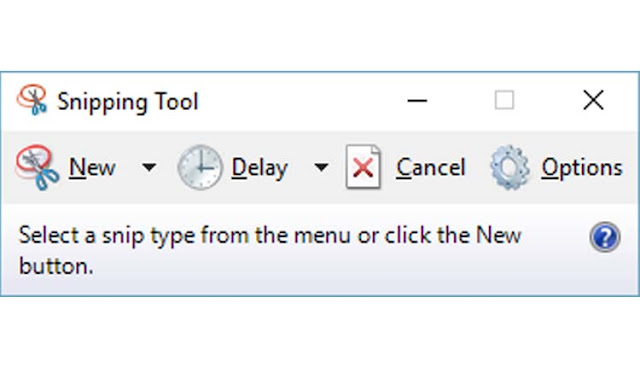 Snipping Tool Cara Screenshot di Laptop dan PC Windows