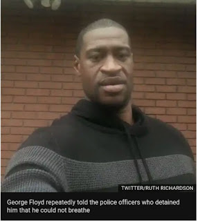 Ex-officer charged with murder in Minneapolis over George Floyd death