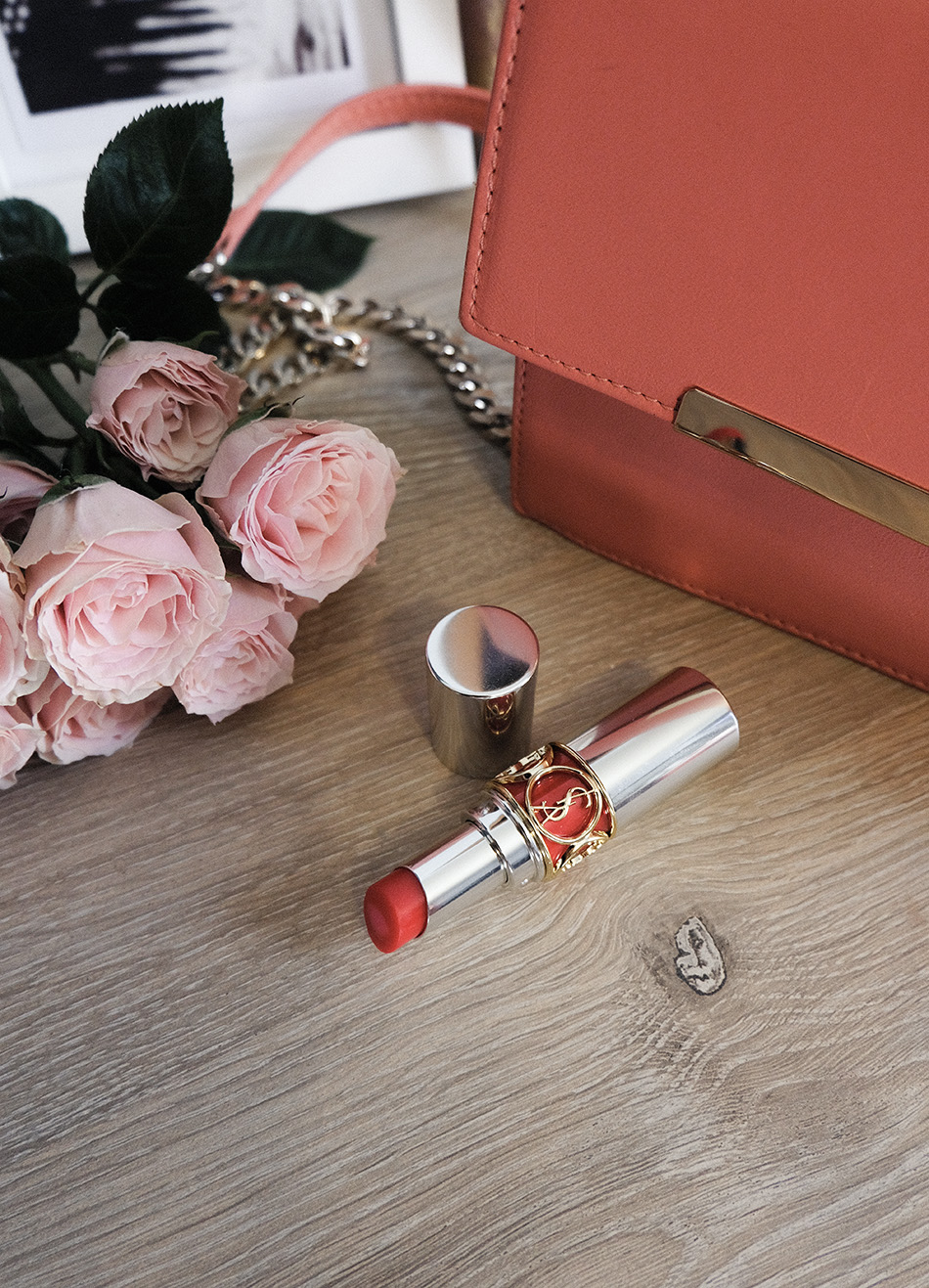 ysl volupte tint in balm 6 touch me red