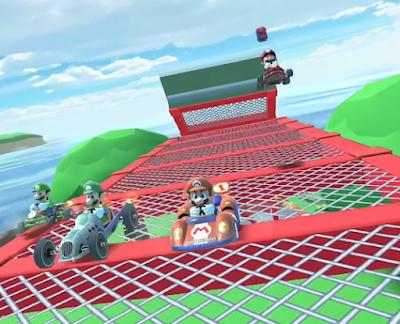 Mario Kart Tour classic Luigi Bros. clones