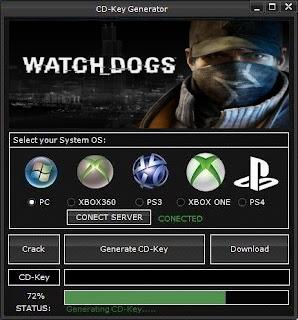 Watch Dogs 2 Key Generator (Free CD Key)