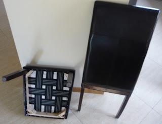 jak wyremontować krzesło
