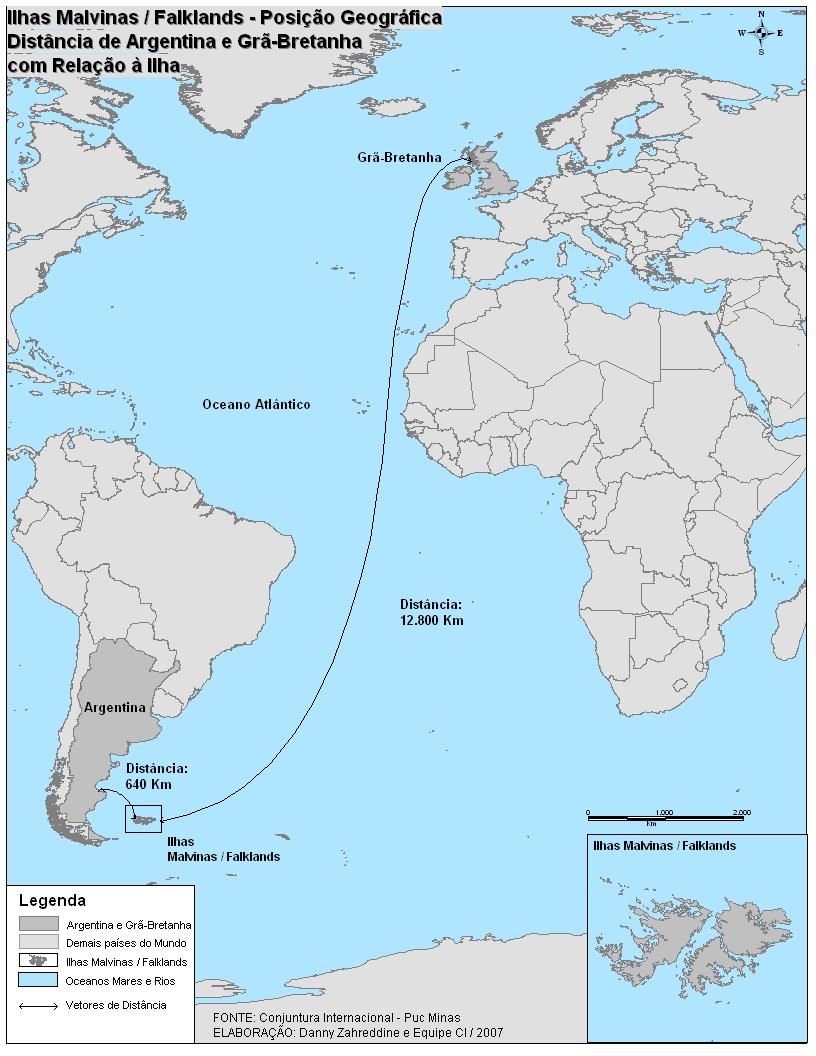Aprendendo Historia Com Atitude Ilhas Malvinas Ou Maldivas
