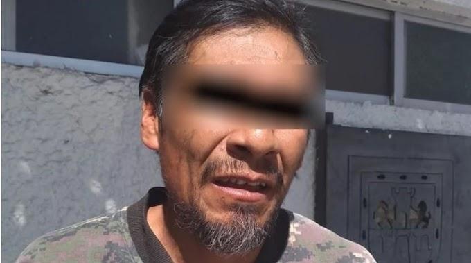 Las trae con engaños de Tlaxcala, las secuestra y abusa de ella y su hija