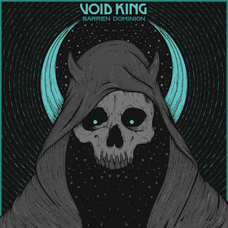 "Το album των Void King ""Barren Dominion"""