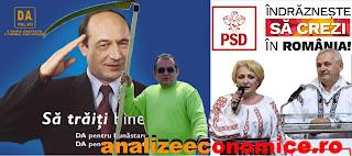 Care sunt principalele cinci asemănări dintre cuplurile Băsescu-Boc (BB) și Dragnea-Dăncilă (DD)