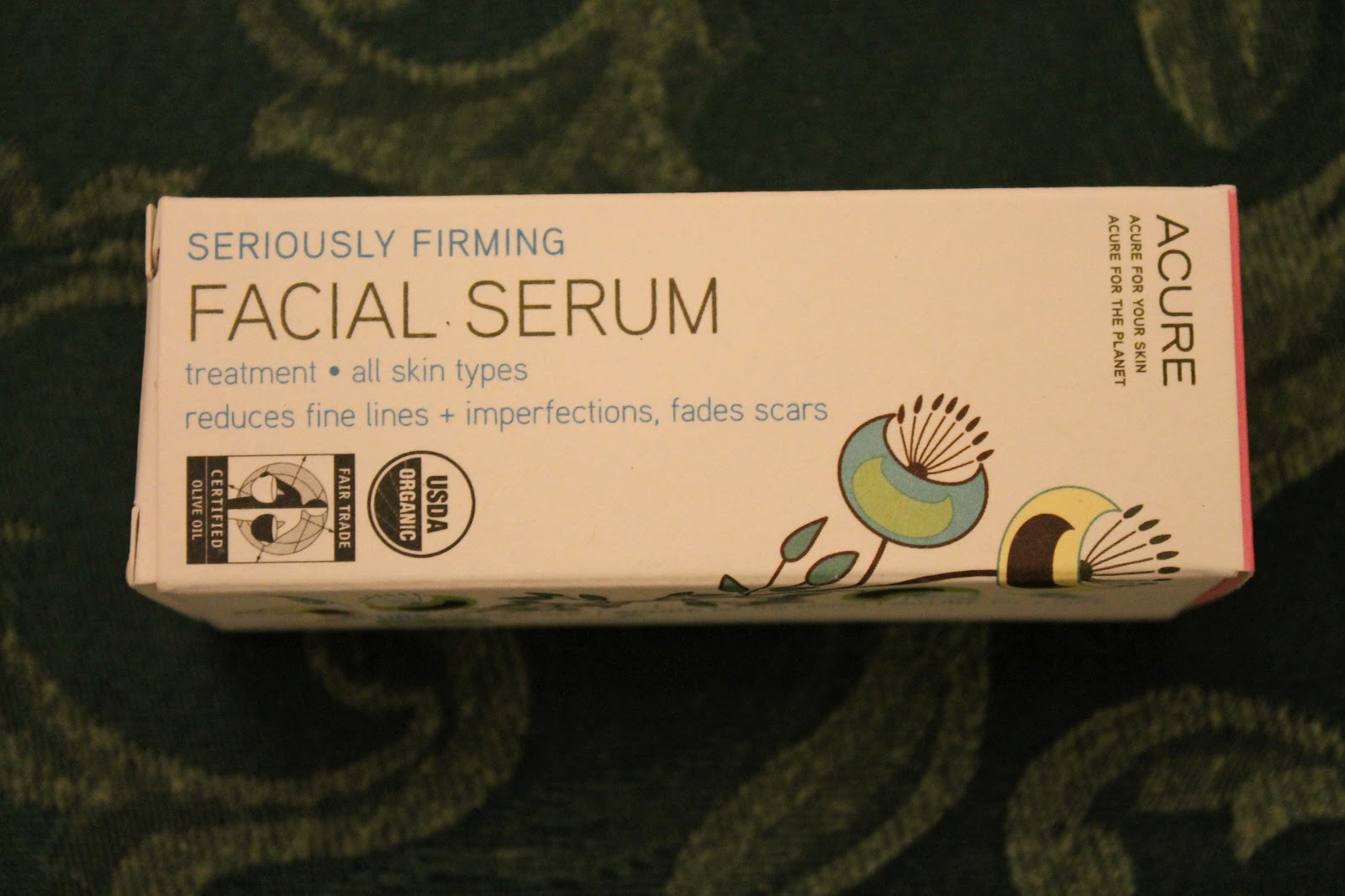 Seriously Firming Facial Serum by acure organics #11
