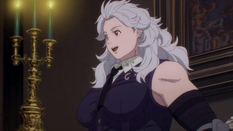 anime mirip gleipnir