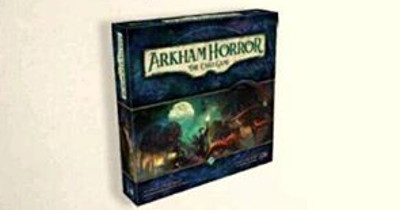Leaked Images Tease Arkham Horror Card Game