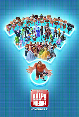 Sinopsis Ralph Breaks the Internet