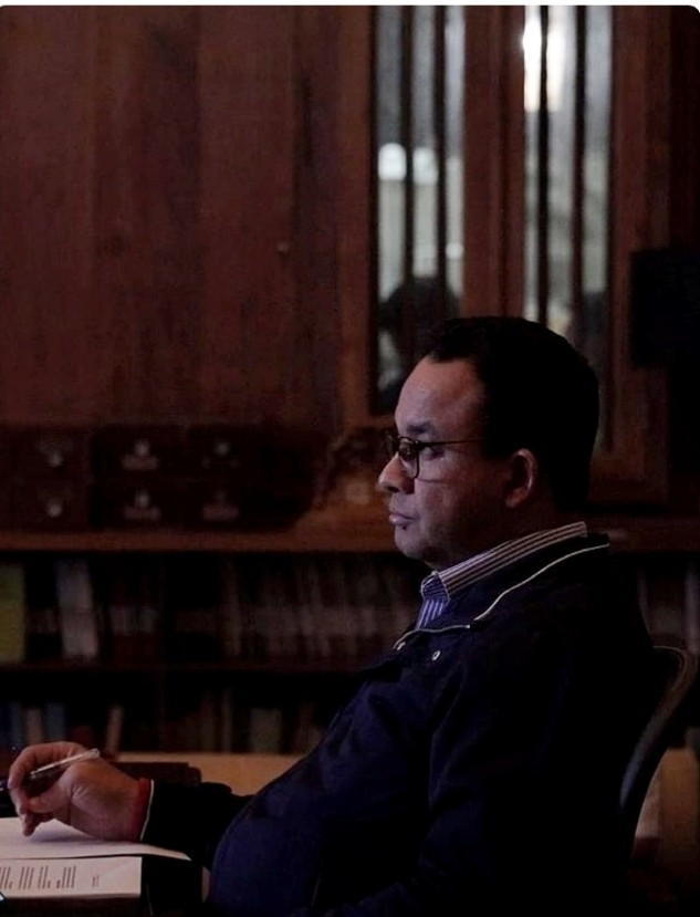 Anies Berbagi Jurus Tangani Corona Bersama 44 Pemimpin Kota dari 31 Negara, Netizen: Gubernur Andalan