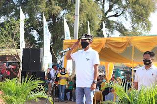 Peringati Hari Sumpah Pemuda (HSP) ke-92, Walikota Bima Pimpin Apel Pemuda