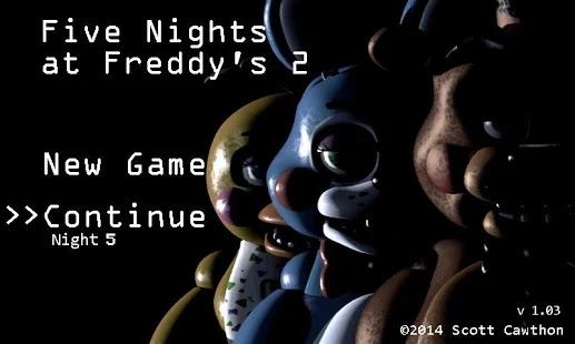 Five Nights at Freddy's 2 Apk Mod Free on Android Game Download