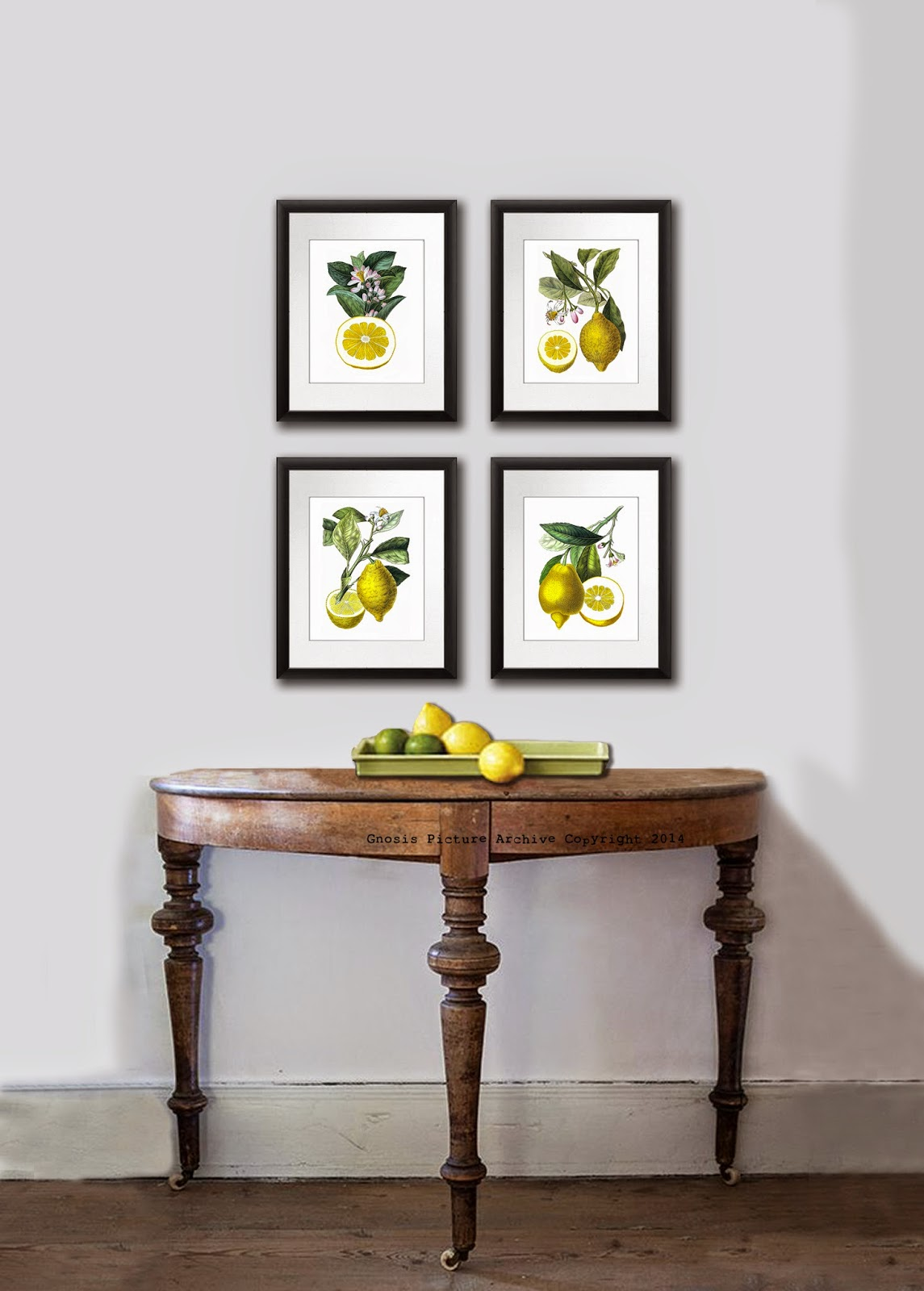 Gnosis Picture Archive Blog Botanical Wall Art Home Decor