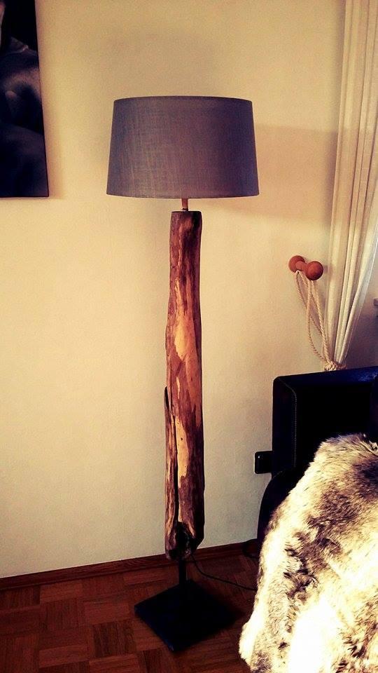 gipfelholz einzigartige treibholz lampen zum selber bauen. Black Bedroom Furniture Sets. Home Design Ideas