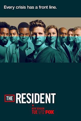 The Resident Season 4 Poster
