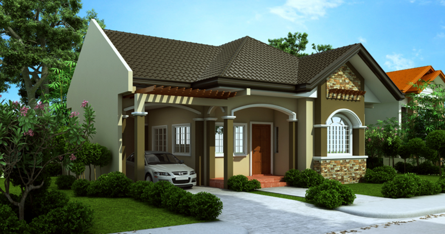 This small beautiful house and interior design for Beautiful small house plans