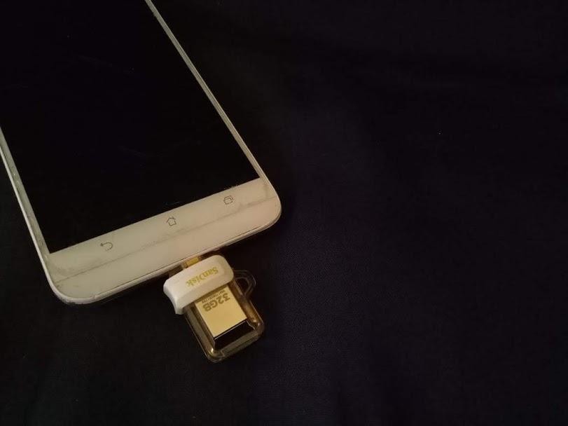 Bebaskan Memory Smartphonemu dengan USB OTG SanDisk Dual Drive 2