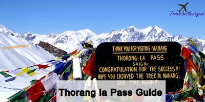 Thorang La Pass, Manang, Mustang, travelwithsagun