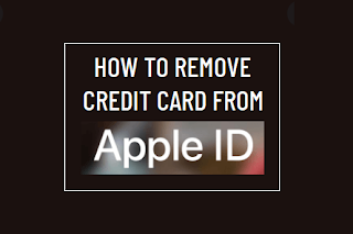 How To Remove a Credit Card from Your iTunes Account, read here!!!