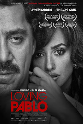 Loving Pablo 2017 DVD R1 NTSC Latino