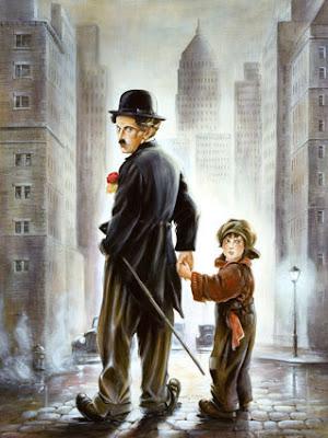 Charlie Chaplin's 'The Kid'