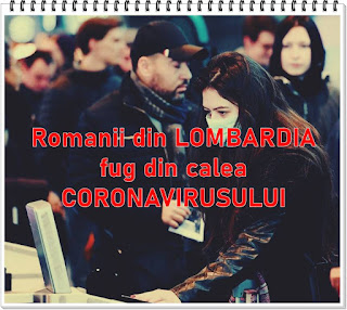 coronavirus italia informatii desre romanii care se intorc in romania