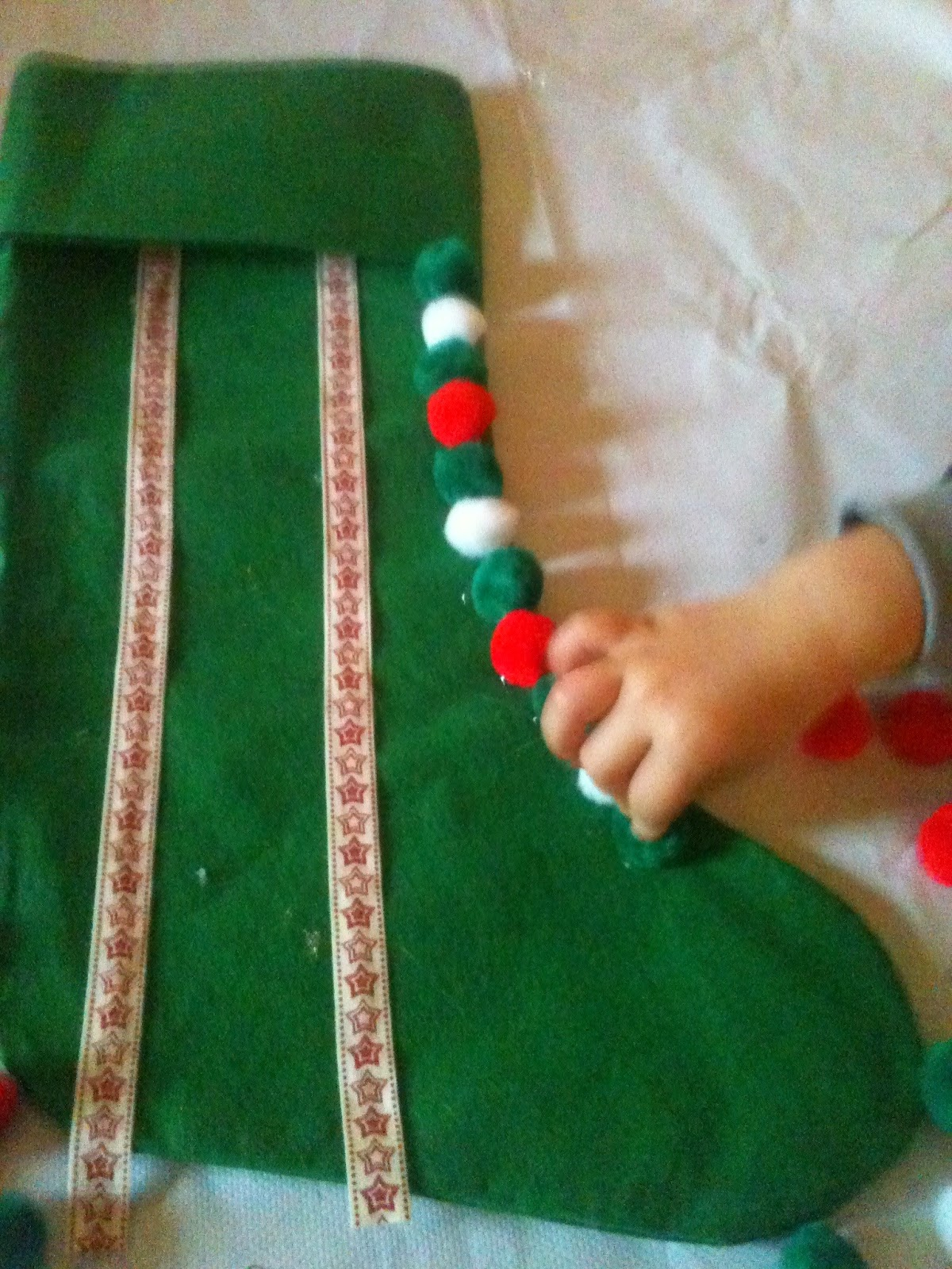 Design Your Own Christmas Stocking With Hobbycraft