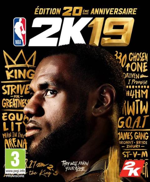 Download NBA 2K19 - Torrent Link - AzonPromo