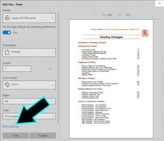Cara Ganti Ukuran Kertas di Printer (Microsoft Word)