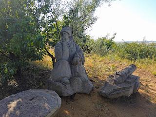 Регіональний ландшафтний парк «Клебан-Бик». Скульптури