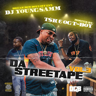Dj Young Samm - Da Streetape Vol.3