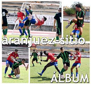 FOTOS Aranjuez Sitio Fútbol
