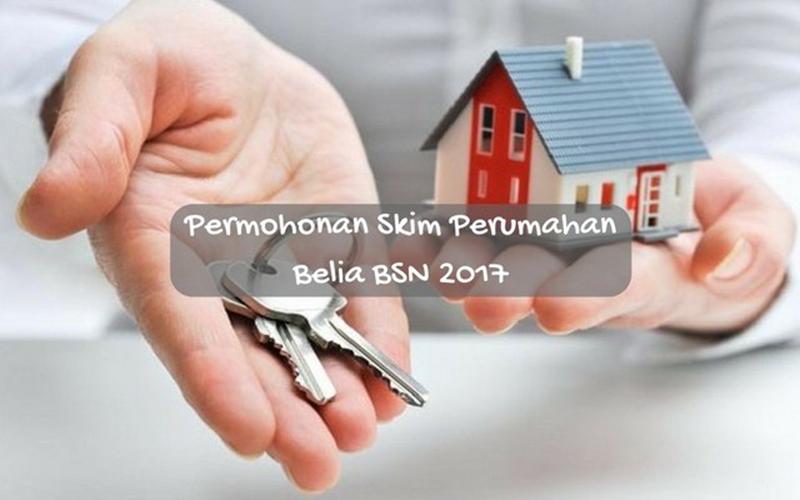 BORANG PERMOHONAN SKIM PERUMAHAN BELIA BSN 2017