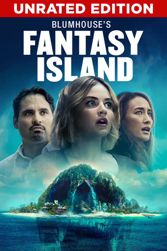 Fantasy Island [Unrated] [2020] [DVD9] [NTSC] [Latino]