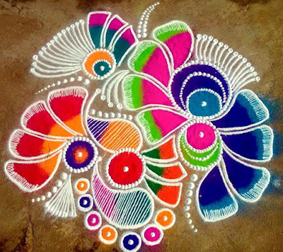 Rangoli Patterns Images Pictures Photos